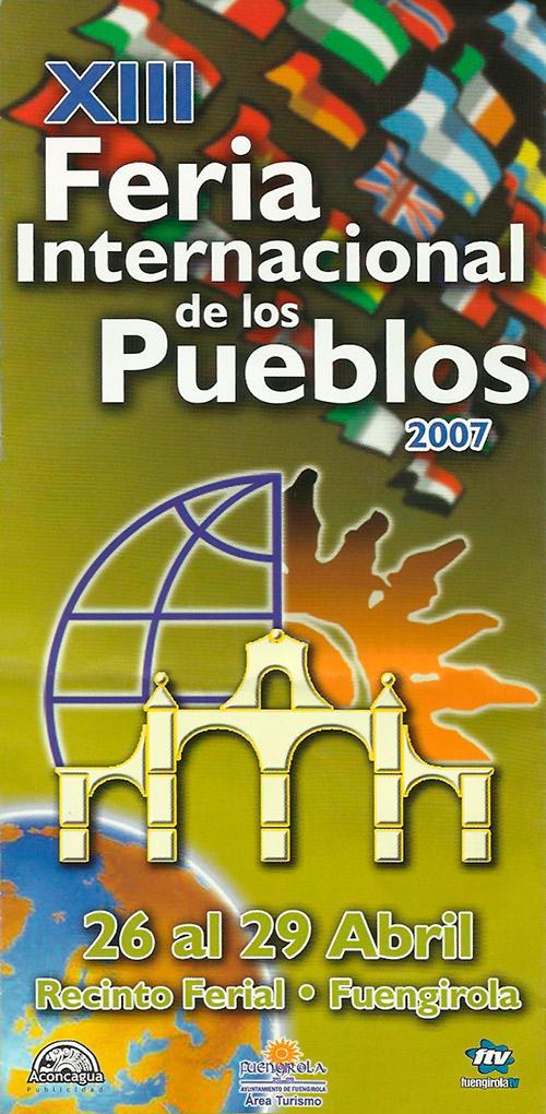 XIII Feria de los Pueblos