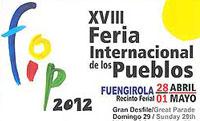 feria de los pueblos 2012