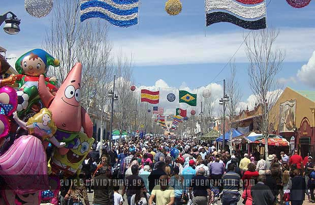 fuengirola international culture fair