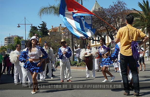 Cuba en FIP Fuengirola