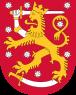 escudo de finlandia