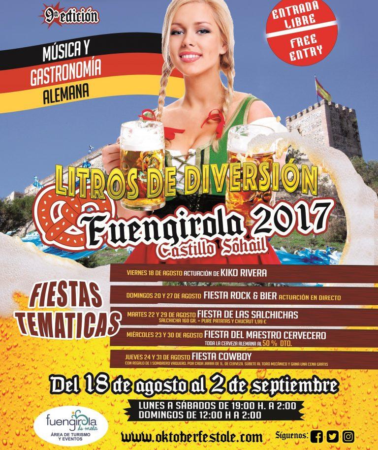 Fiesta de la Cerveza de Fuengirola